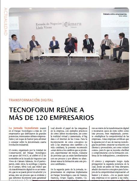 tecnoforum 2018