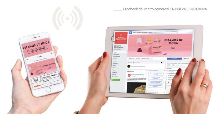 Social Wifi para empresas