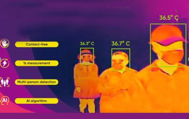 cámaras termográficas para empresas