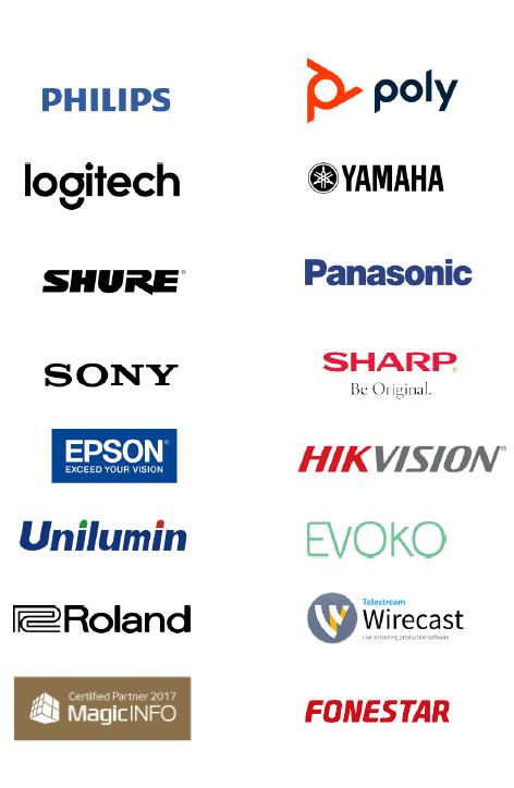 partners audivisual
