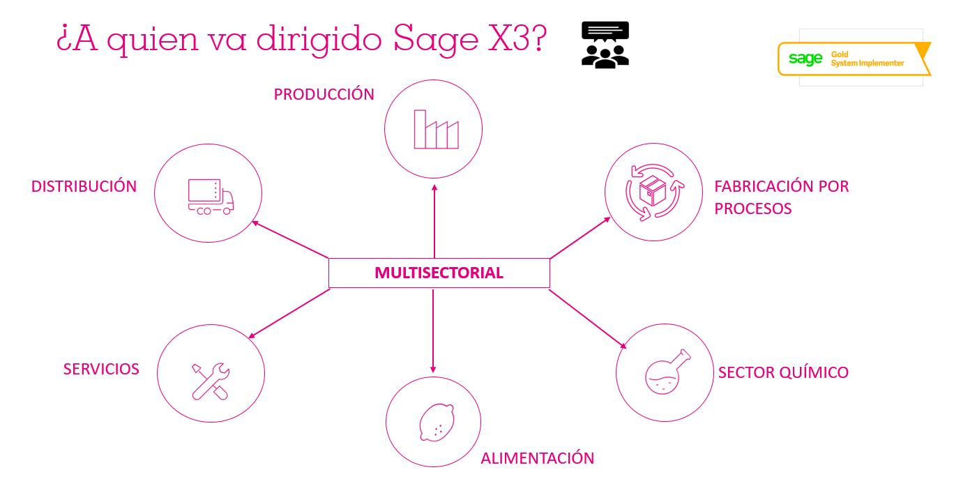 Sage X3 para empresas